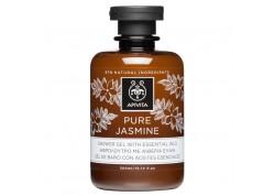 APIVITA Pure Jasmine Αφρόλουτρο με Αιθέρια Έλαια 300 ml