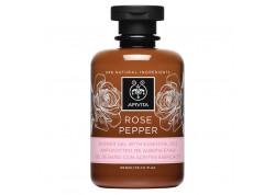 Apivita Rose Pepper Αφρόλουτρο 300 ml