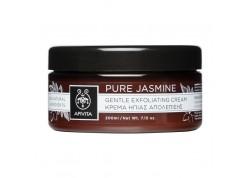 APIVITA Pure Jasmine Κρέμα Ήπιας Απολέπισης 200 ml