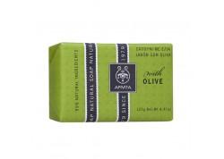 APIVITA Natural Soap με ελιά 125 gr