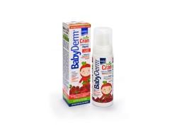 Intermed BabyDerm Junior Cran Cleansing Foam 150 ml