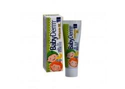 Intermed Babyderm Toothpaste με Γεύση Μπανάνα 50ml