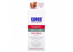 Eubos Diabetic Skin Care Face Cream 50 ml