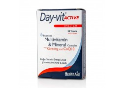 HealthAid Day-vit Active 30 tabs