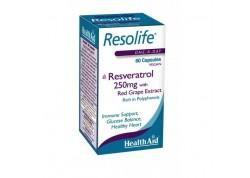 HealthAid Resolife 250 mg 60 caps