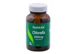 HealthAid Chlorella 550 mg 60 tabs