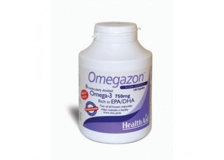 HealthAid Omegazon family pack 120 caps