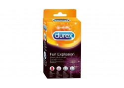 Durex Fun Explosion Συλλογή 18 προφυλακτικών
