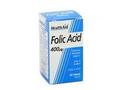 HealthAid Folic Acid 400 μg 90 tabs
