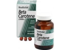 HealthAid Beta-Carotene Natural 15 mg 30 caps