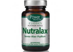 Power Health Platinum Nutralax 20 caps
