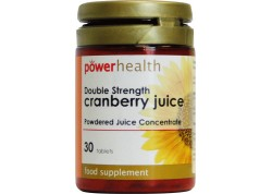 POWER HEALTH Cranberry Juice 4500 mg 30 κάψουλες