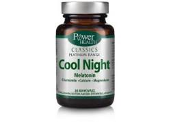 Power Health Platinum Cool Night 30 δισκία