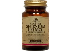 Solgar Selenium 100 μg tabs 100s