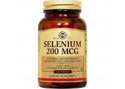 Solgar Selenium 200 μg tabs 100s