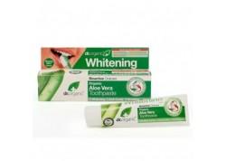 dr.organic Toothpaste (Whitenning) Με Βιολογική Αλόη Βέρα 100 ml
