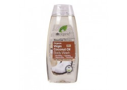 dr.organic Body Wash με βιολογικό έλαιο καρύδας 250 ml