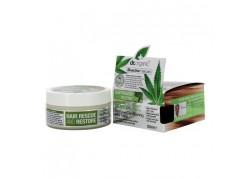 Dr.Organic Intensive Conditioning Hair Mask με βιολογικό κανναβέ