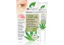 Dr.Organic Intensive Eye Serum με βιολογικό κανναβέλαιο 15 ml