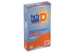 Quest Forte D 4000 60 tabs