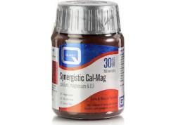 Quest Synergistic Cal-Mag calcium, magnesium & D 30's
