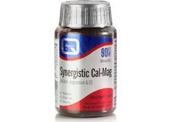 Quest Synergistic Cal-Mag calcium, magnesium & D 90's