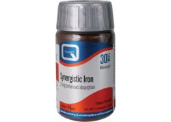 Quest Synergistic Iron 15 mg enhanced absorption 30 tabs