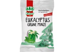 Kaiser Καραμέλες Eukalyptus Grune Minze με ευκάλυπτο & δυόσμο