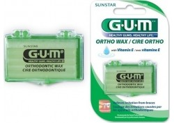 Gum 723 Orthodontic Wax Unflavored