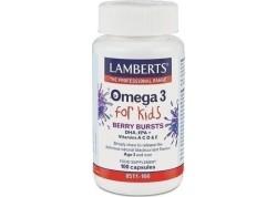 Lamberts Omega 3 for Kids 100 caps