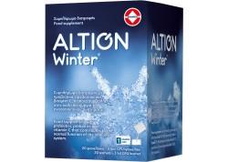 ALTION Winter Συμπλήρωμα Διατροφής με προβιοτικά 20 φακελάκια