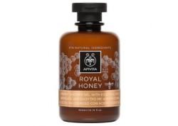 APIVITA Royal Honey Αφρόλουτρο με Αιθέρια Έλαια 300 ml