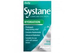 Systane Hydration Λιπαντικές Οφθαλμικές Σταγόνες 10 ml