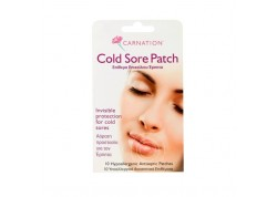 Vican Carnation Cold Sore Patch 10 τεμάχια