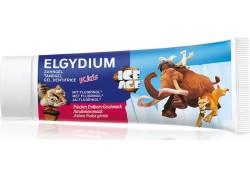 ELGYDIUM Kids Οδοντόκρεμα gel Ice Age 50 ml