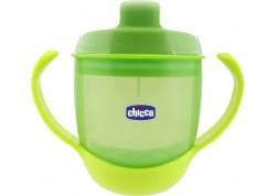 Chicco Κύπελλο Meal Cup 12m+ Πράσινο