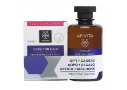 APIVITA PROMO Κάψουλες για υγιή μαλλιά 30 caps