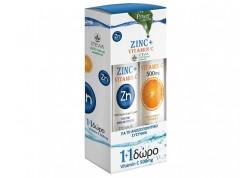 POWER HEALTH Zinc 20 αναβρ. δισκία