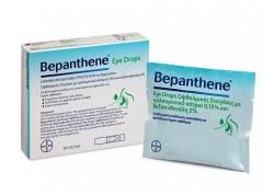 BEPANTHENE  Eye drops Ampo. 20x0,5ml solution