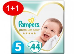 Pampers Premium Care N.5 44 τμχ Jumbo