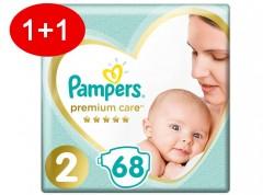 Pampers Premium Care N.2 46 τμχ Jumbo