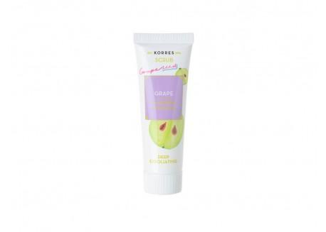 Κορρες Beauty Shot Scrub για Βαθύ Καθαρισμό με Σταφύλι 18 ml